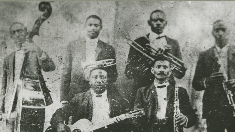 Buddy Bolden and his band