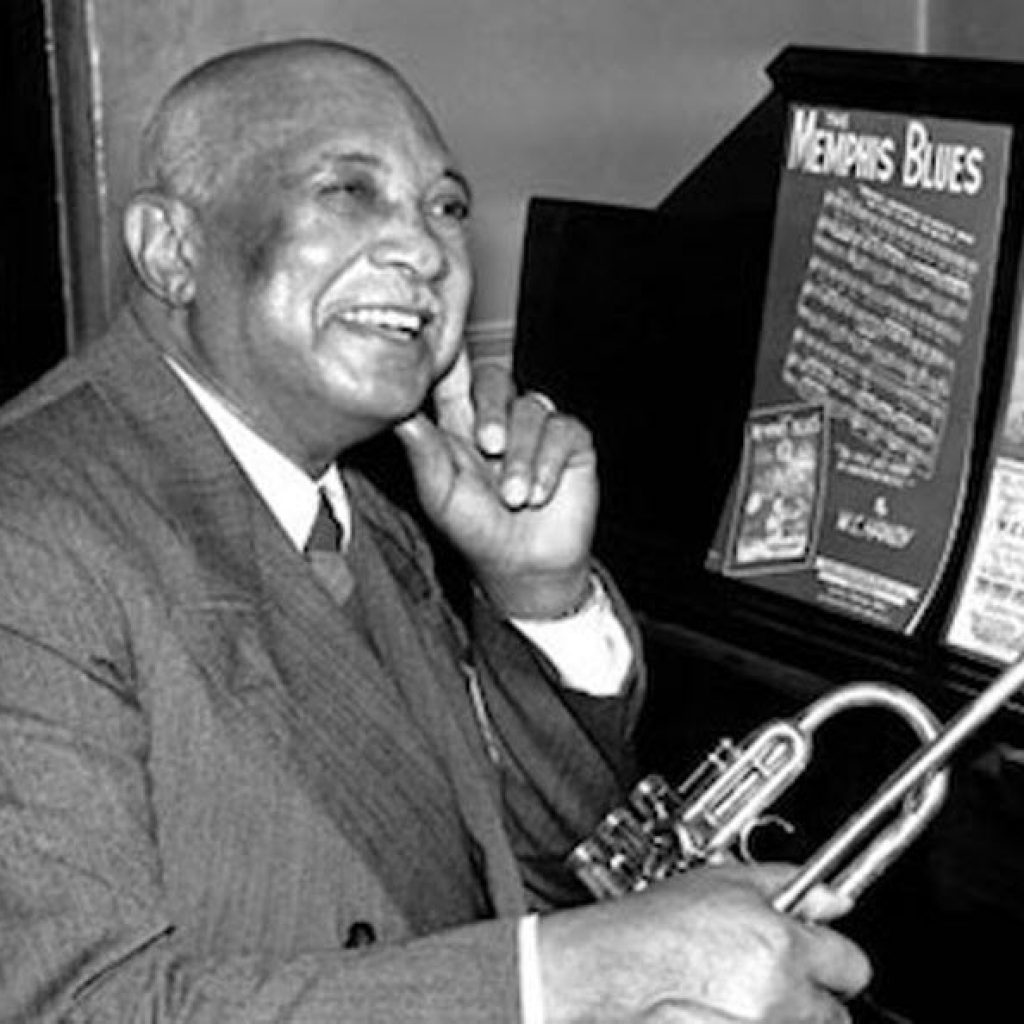 W.C. Handy known as the Father of the Blues