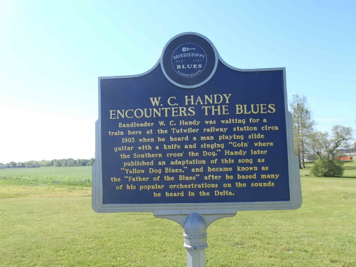 Mississippi Trail Maker for where W.C. Handy first encountered the blues