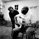 Blues Artist Robert Pete Williams With Mississippi Fred McDowell